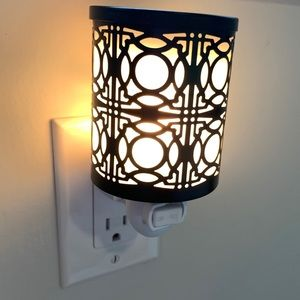 Nightlight wax warmer